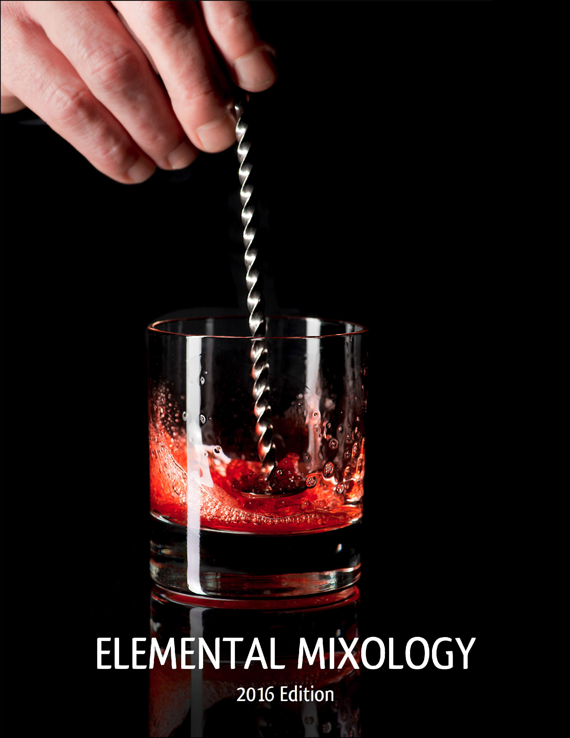 The Elemental Mixology Book
