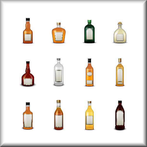 Elemental Mixology Classroom Liquors