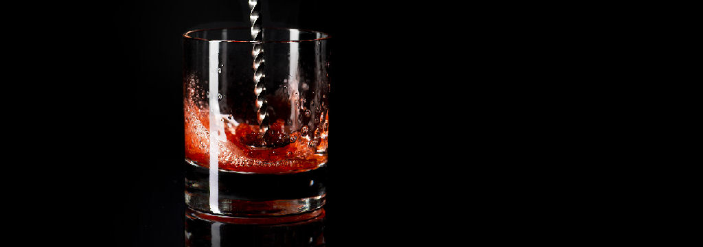How to Mix Cocktail Water